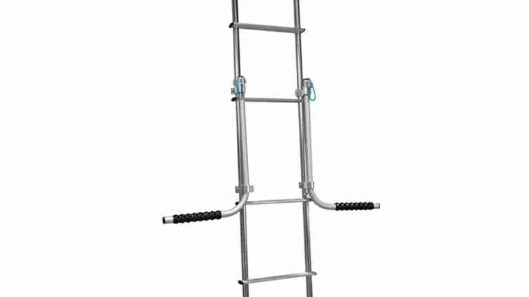 Unviversal Ladder Rack Mounting System